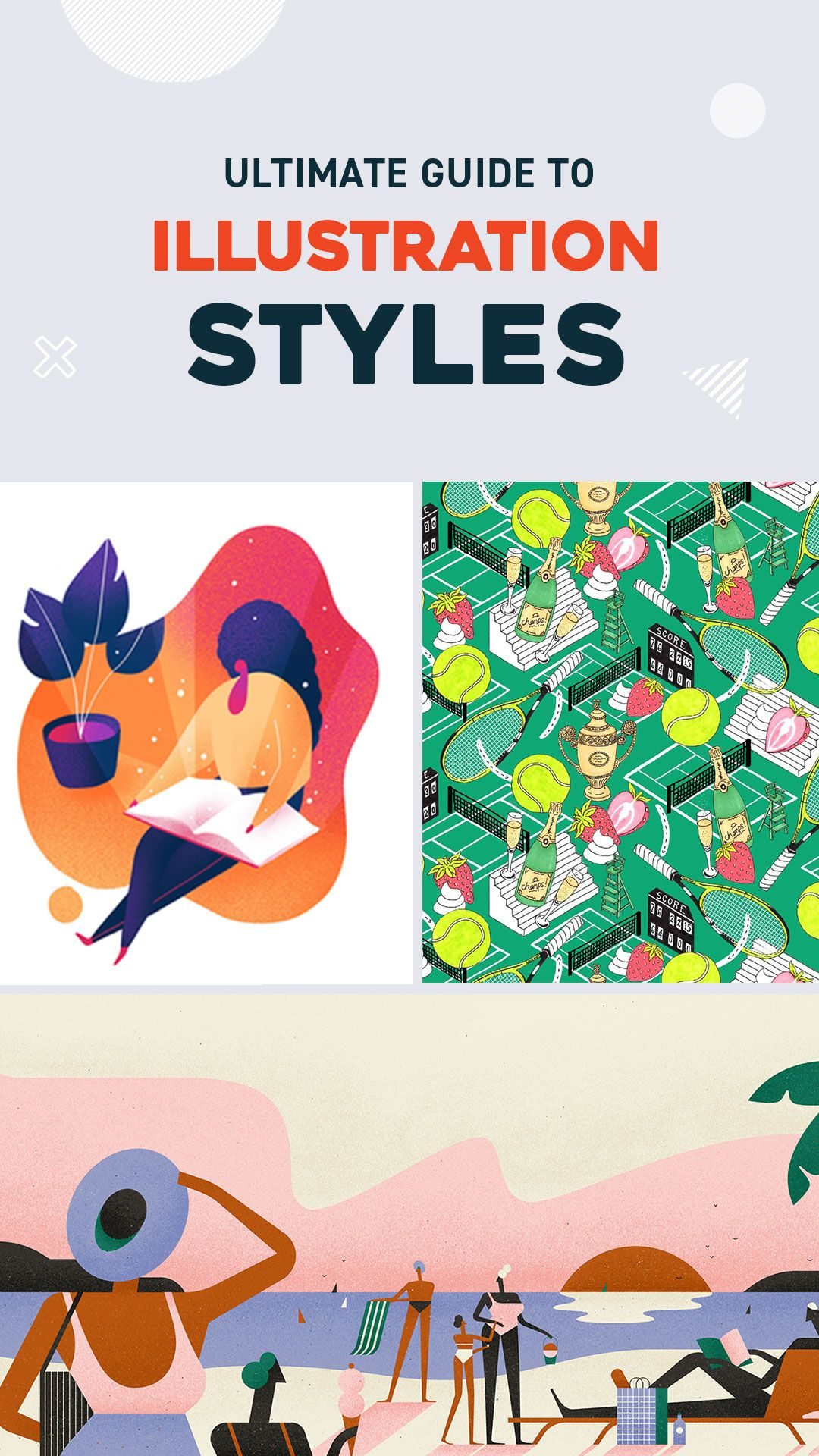 If you are an aspiring illustrator and looking to develop your own unique illustration style then we have a awesome post for you, packed full of contemporary artists whose illustration style we love. each style is unique and easily distinguishable. We hope you find them inspiring as much as we do!