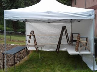 Re Covered Treasures Blog 10x10 Canopy Canopy Meaning Canopy Tent