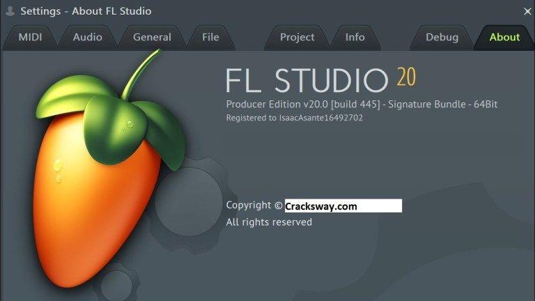 fl studio exe file free download