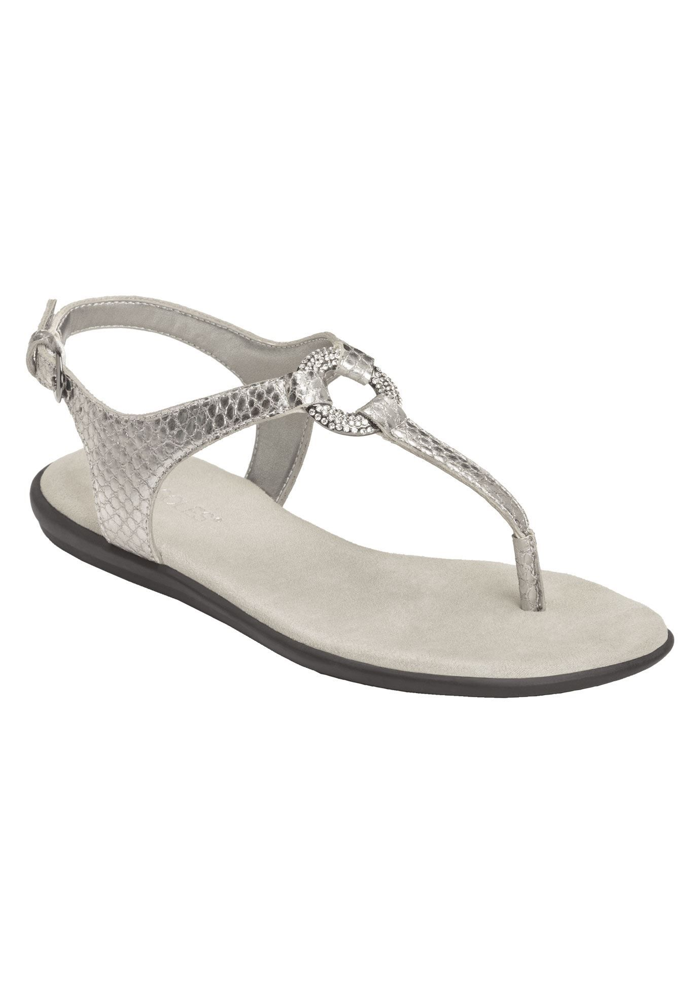 Chlass Ring Sandals by Aerosoles Wide Width Women's