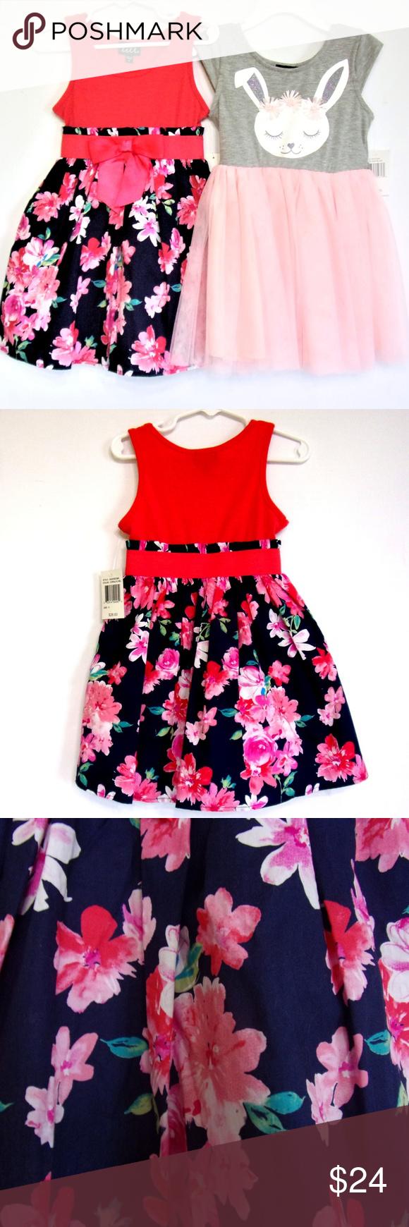 Toddler Girl Lilt Dresses Bundle Nwt Size 4t Pinks Light Pink Dress Dresses Pink Dress [ 1740 x 580 Pixel ]