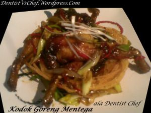 Posts About Resep Kodok Frog Leg On Dentist Chef Resep Masakan Resep Seafood Makanan