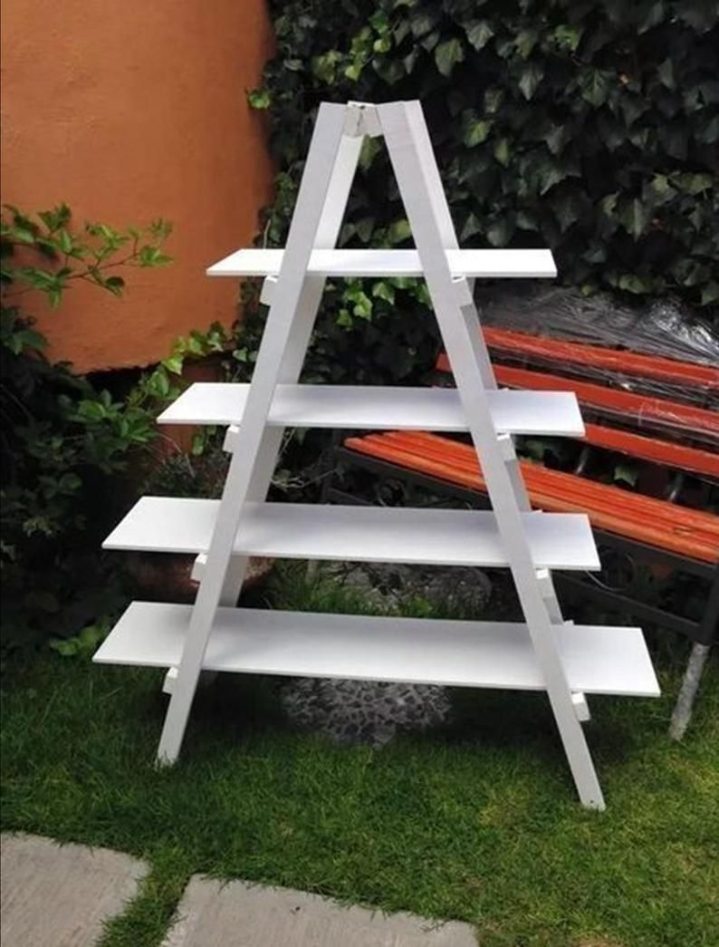 Craft show display stand plan/ladder display stand plan