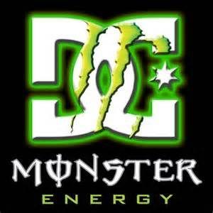 Dc Logo Monster Energy Monster Energy Energy Logo Cool Monsters