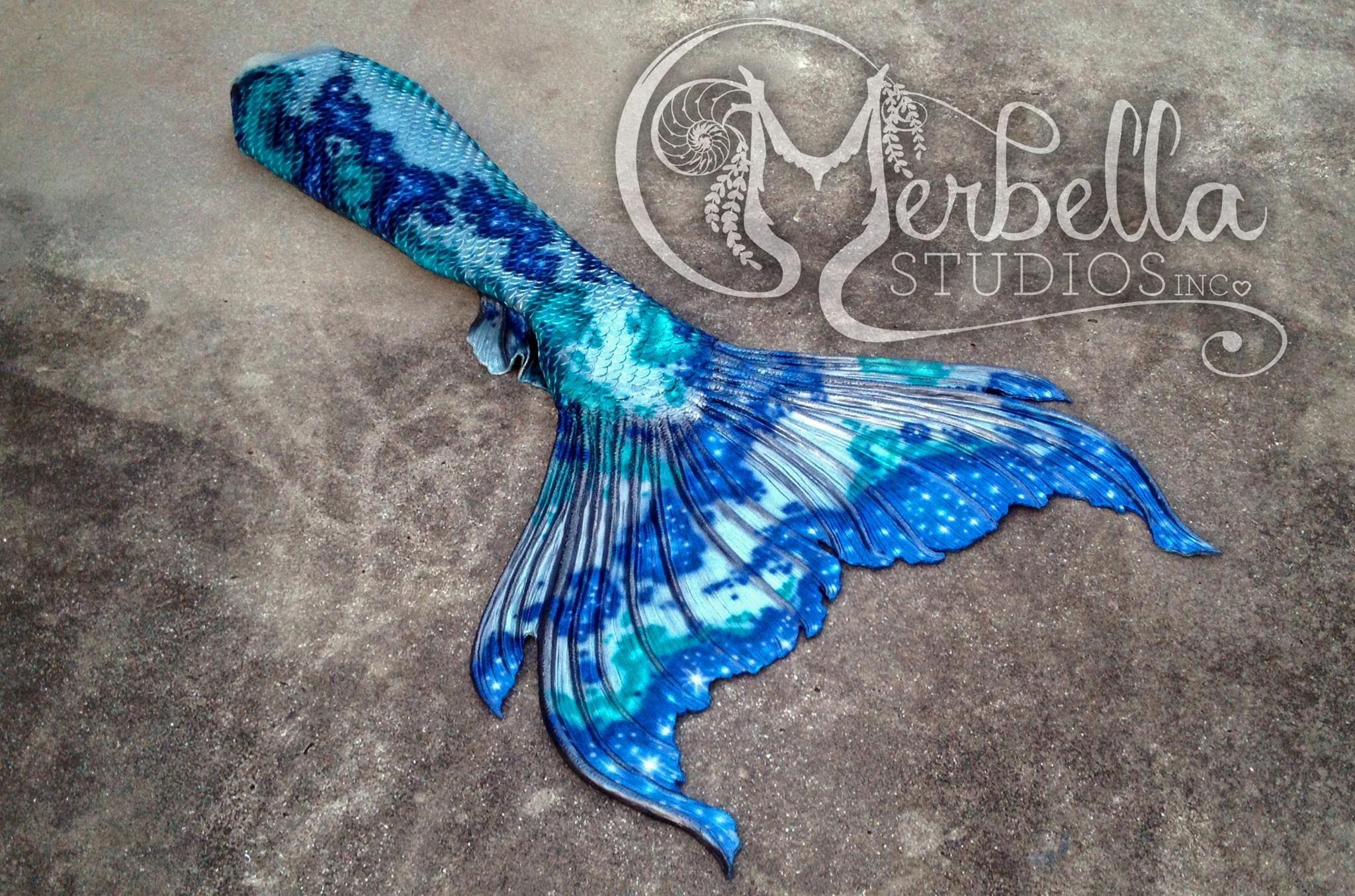 Tail by Merbella Studios | Realistic mermaid tails ...