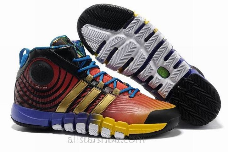 ded992f86139 Adidas D Howard Light 2.0 - Men s Basketball Shoes Yellow Orange-Gold-Blue