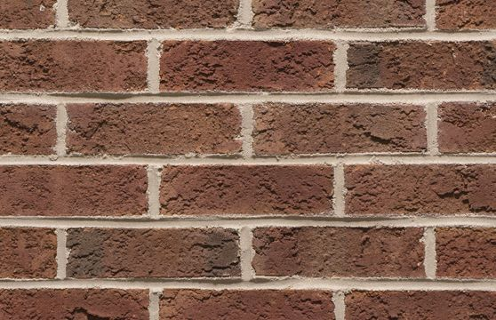 General Shale Millbrook Brick Burgundy Color Family