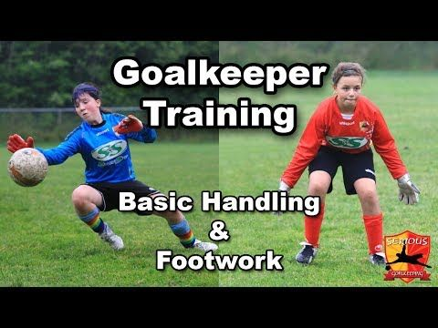 Goalkeeper Training U10 U12 Seriousgoalkeeping Net Youtube Goalkeeper Training Coaching Youth Soccer Soccer Training Drills