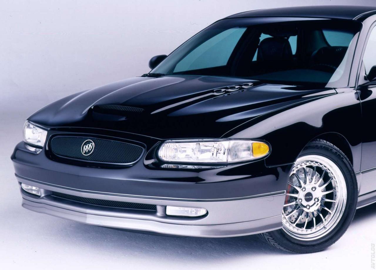 2000 buick regal gnx show car
