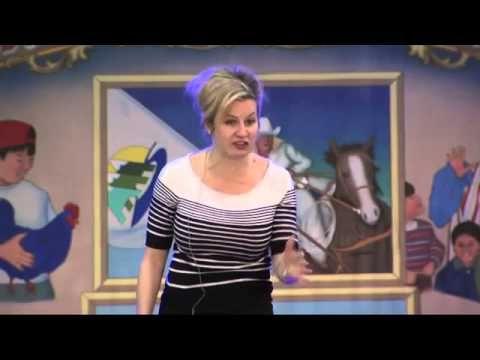 Jody Urquhart- Funny Motivational Speaker - YouTube
