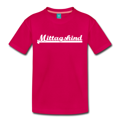 Für besondere Tage braucht man besondere T-Shirts! DAS T-Shirt für das stolze Mittagskind! http://www.achistdasnett.com/blog/mittagskind-neues-design-fuer-kindergartenkinder