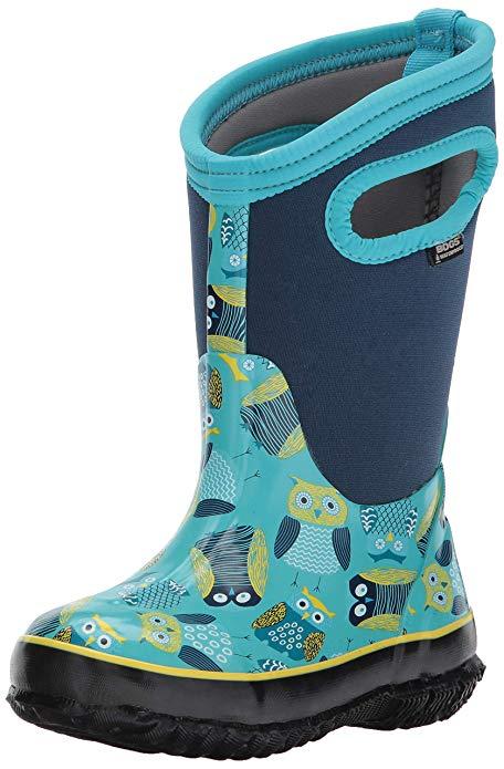 BOGS Kids Baby Waterproof Insulated Snow Boot