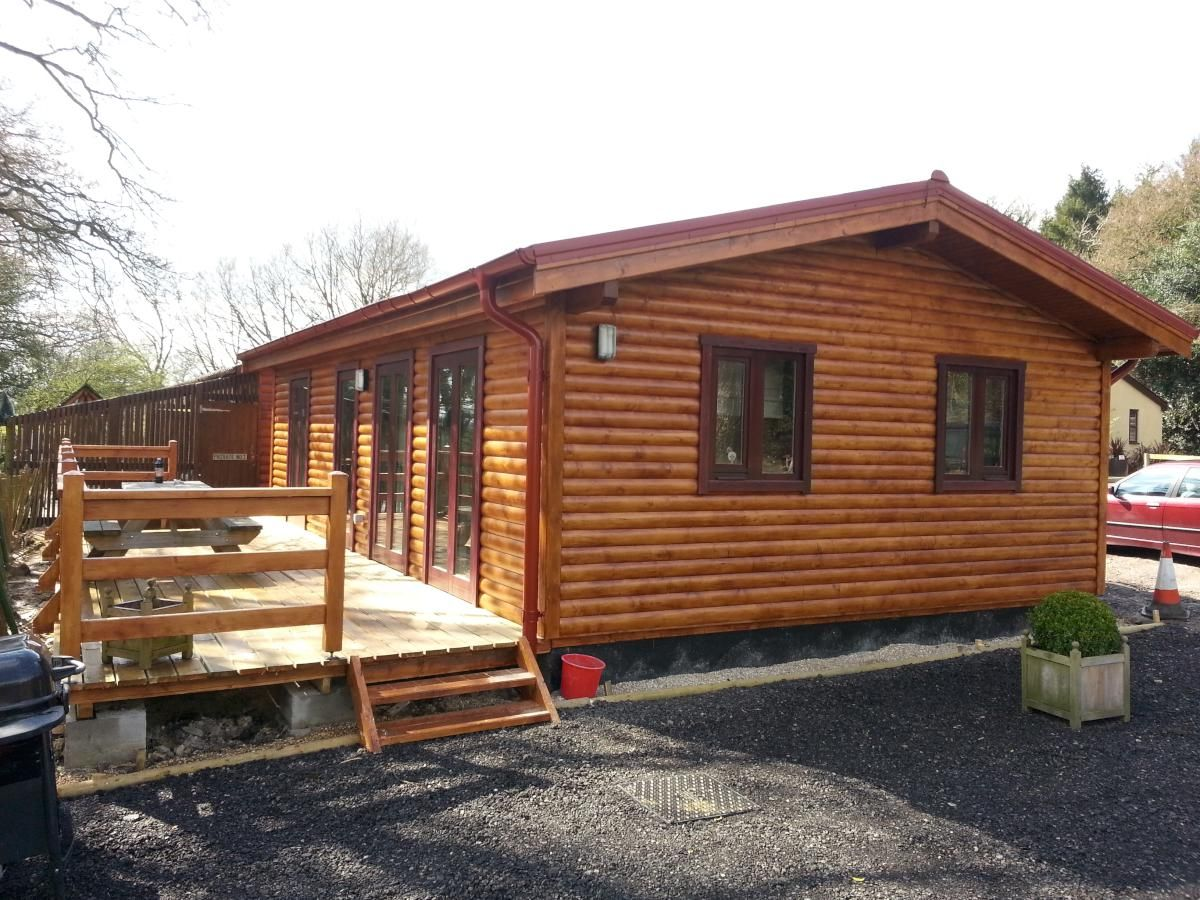 Log home builders nova scotia - Wooden Log Cabin By Timberlogbuild