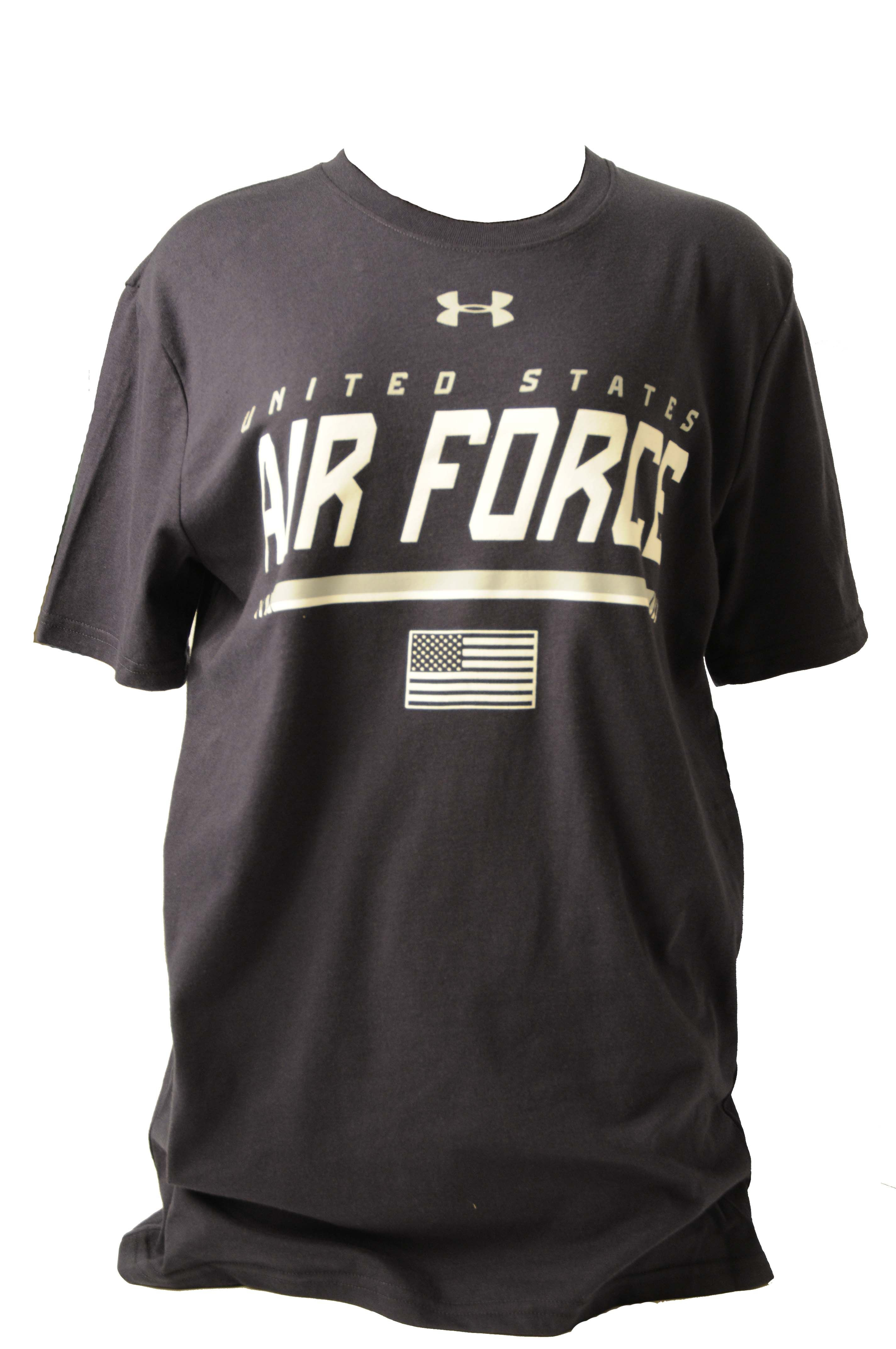AIR FORCE UNDER ARMOUR Under Armour shirt featuring the