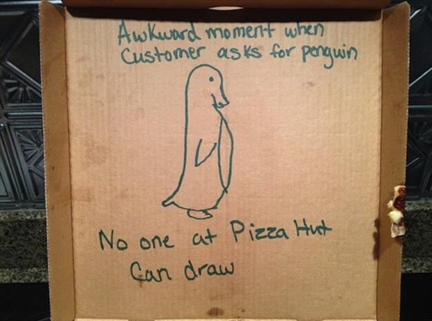 Dump A Day Funny Pizza Boxes - 20 Pics
