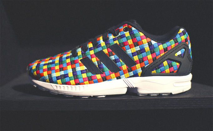 adidas originals zx flux woven