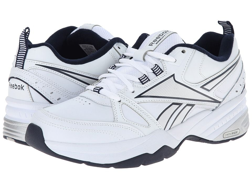 REEBOK REEBOK - REEBOK ROYAL TRAINER MT (WHITE COLLEGIATE NAVY PURE SILVER)  MEN S SHOES.  reebok  shoes   040cc9c0e