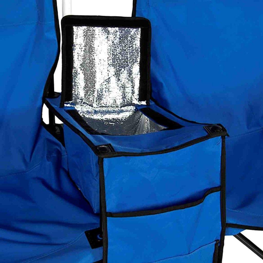 Beach chair with cooler beach chair umbrella folding