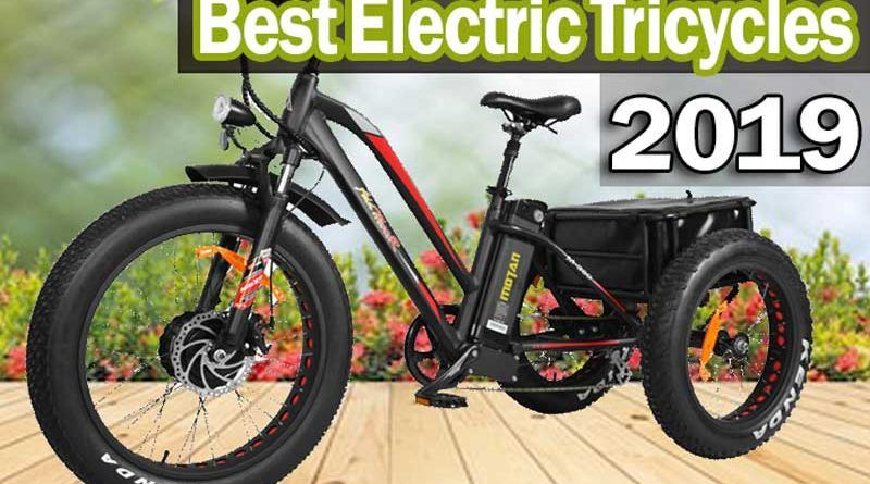 Best Electric Tricycle For Adults And Seniors In 2020 Fahrrad Tipps