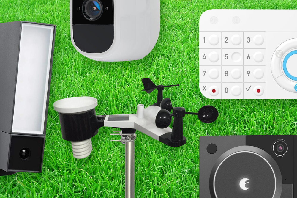 Best Subscription Free Smart Home Devices Techhive Smart Home Smart Home Security Best Smart Home