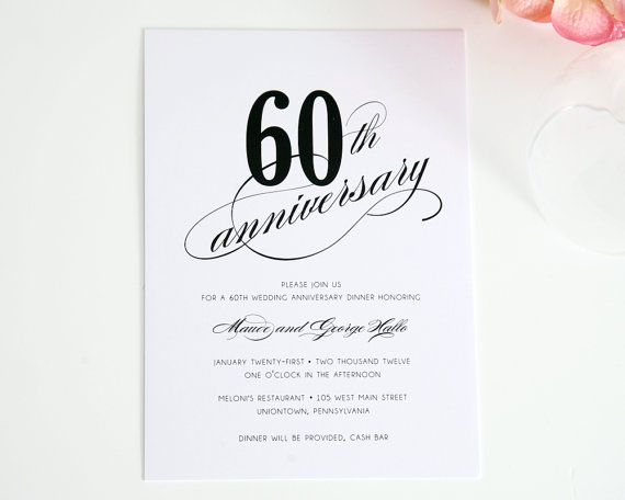 1000+ images about 60th Anniversary cards on Pinterest | Wedding ...