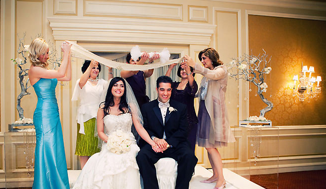A Traditional Persian Wedding Ceremony Weddings Iranian Aghd Sugar