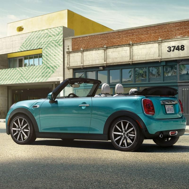 2016 Mini Cooper S Convertible First Drive Review: Mini Cabrio, Mini Cooper Convertible, Mini Uk