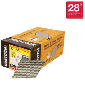 Stanley Bostitch 14000 Count 1 75 In Siding Pneumatic Nails Ac5dr080bd Framing Nails Siding Counting