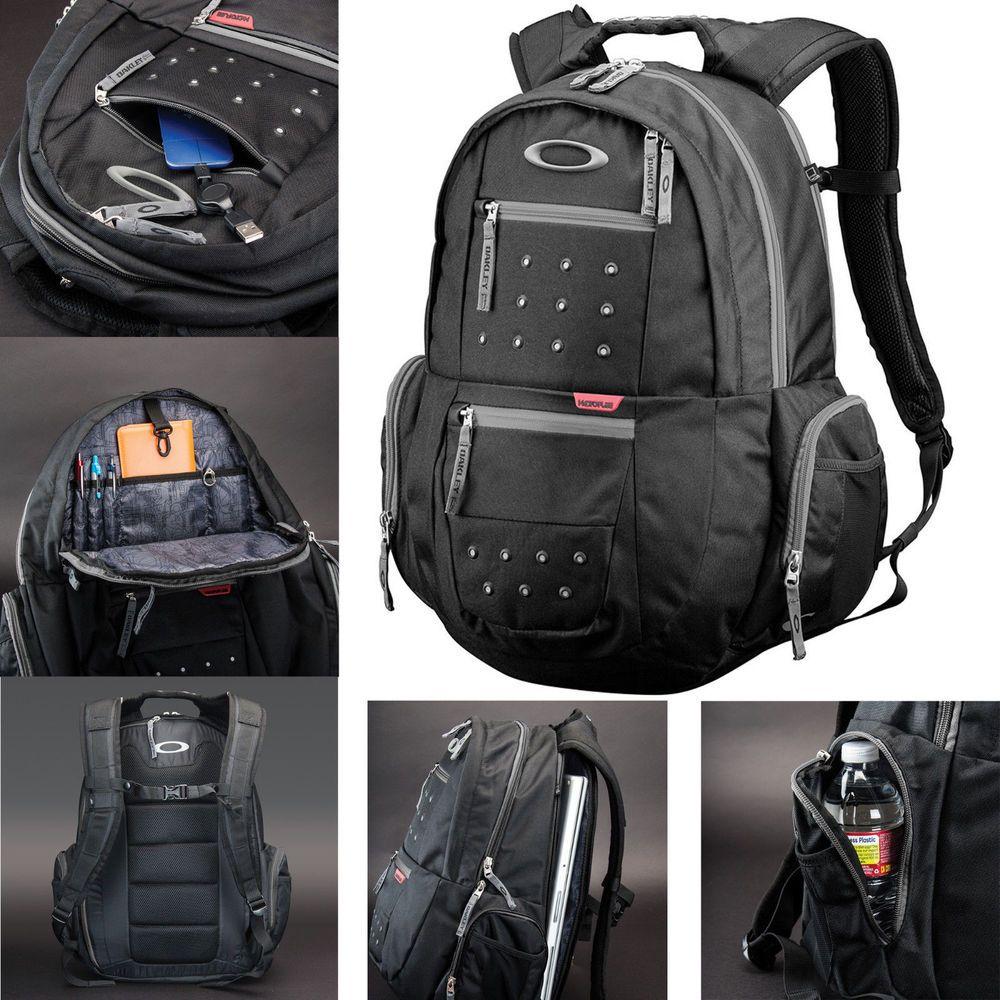 """Oakley Arsenal 17"""" Laptop Macbook Pro 35l Backpack"""