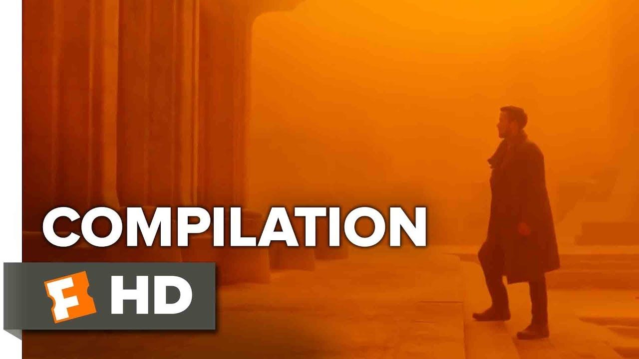 Blade Runner 2049 All Trailers Extras 2017 Movieclips Trailers Https Www Youtube Com Watch V Zauf Movies In Theaters Now Blade Runner 2049 New Trailers
