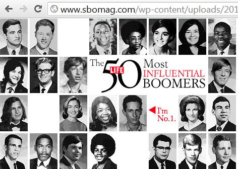 Do you know who the top 50 most powerful boomers are ...
