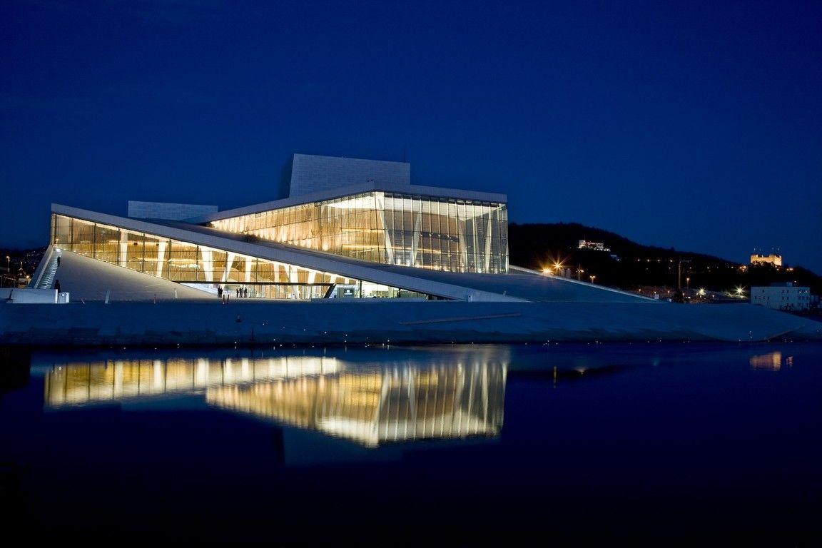 Opéra Oslo, Snøhetta
