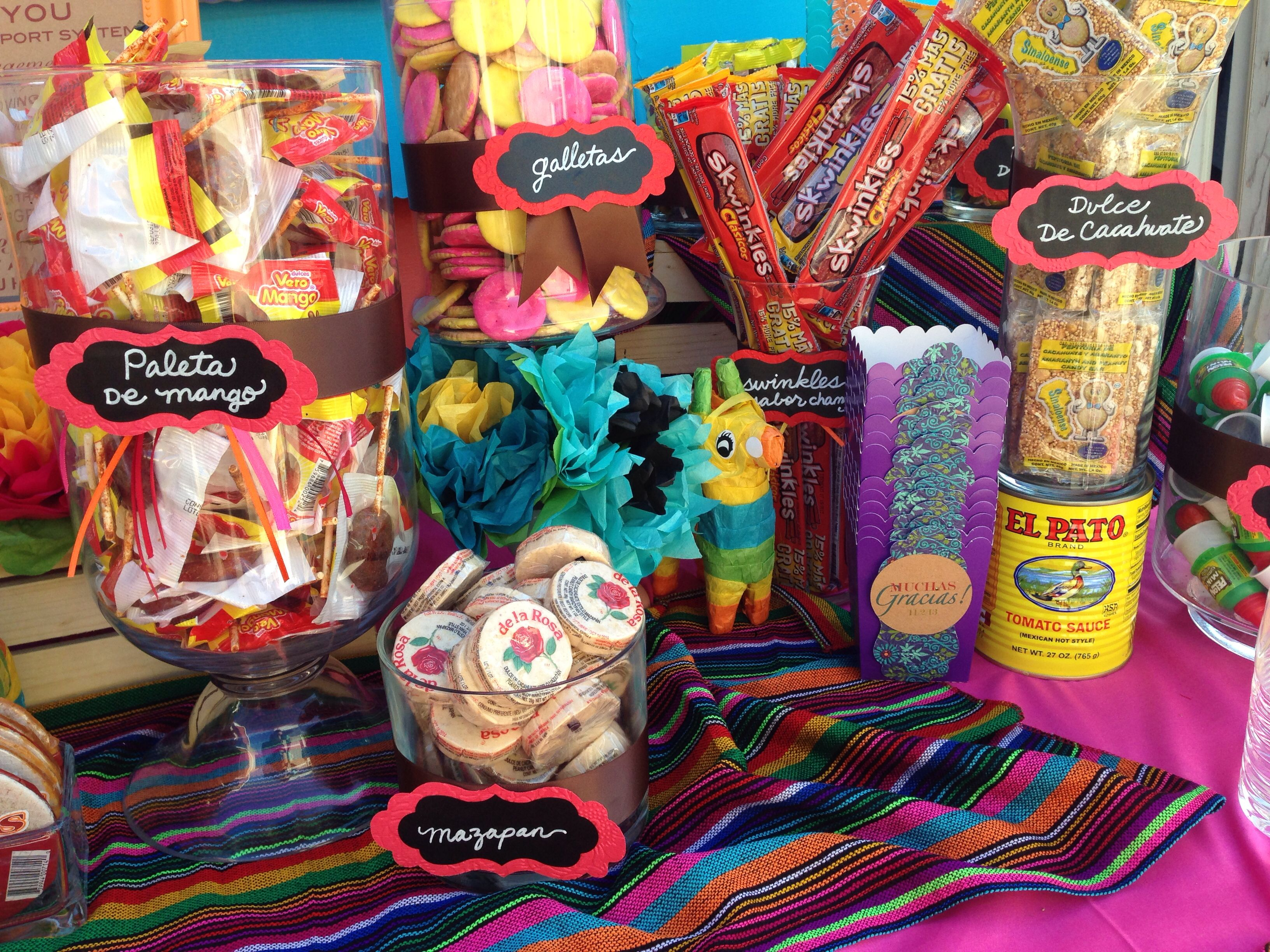 fiesta theme party 40th birthday mexican being creative 12550