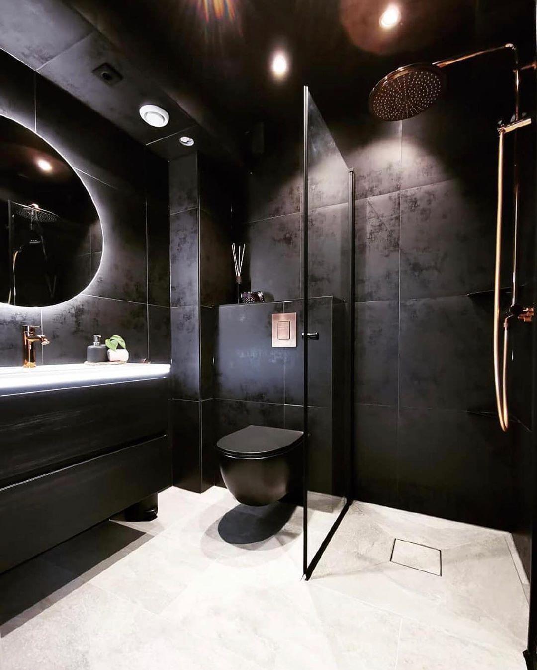 Luxury Buildings Interiors On Instagram Bathroom Goals By Igoldbeer Swipe Left To Bathroom Design Luxury Modern Bathroom Design Bathroom Interior Design Viral home designer bathroom design