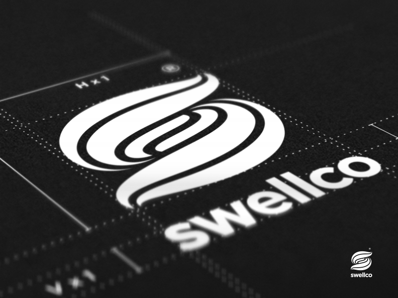 Swellco - Logo Design by Gert van Duinen
