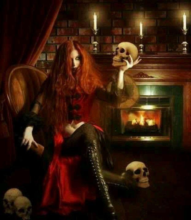 Goth Gothic fantasy