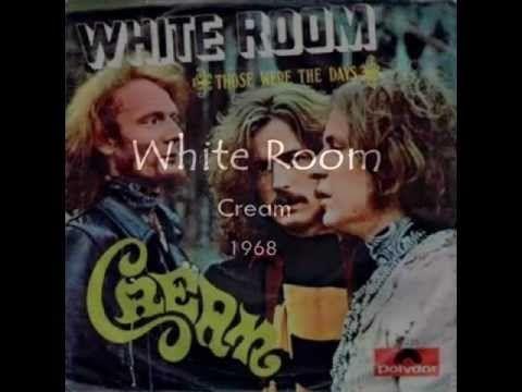 WHITE ROOM  CREAM With lyrics on the screen  Home