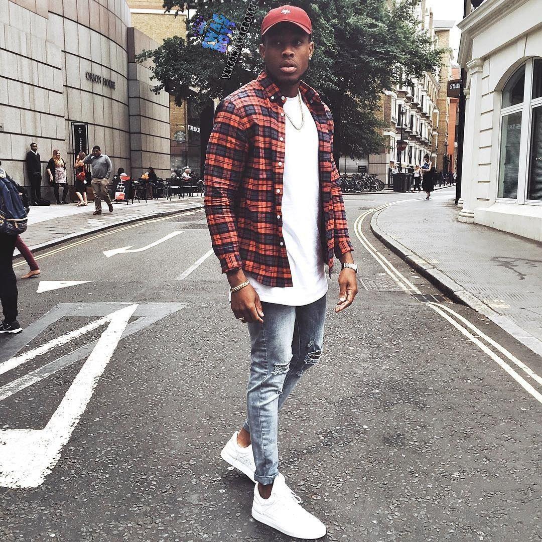 Urban Street-Style Outfits Men