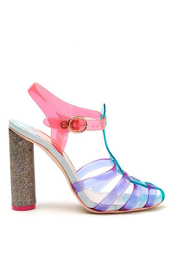 Absolute Footwear Sandali Donna, Rosa (Pink), 39.5