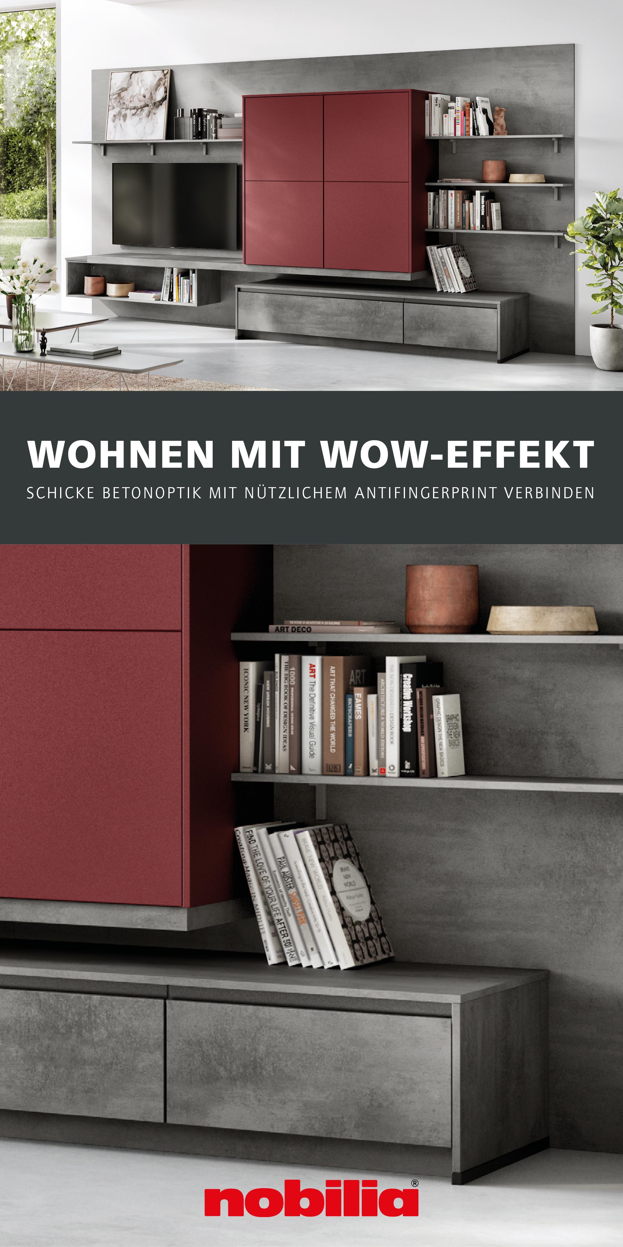 Aufregendes Wohndesign Mit Nobilia In 2020 Wohnen Nobilia Wohn Mobel