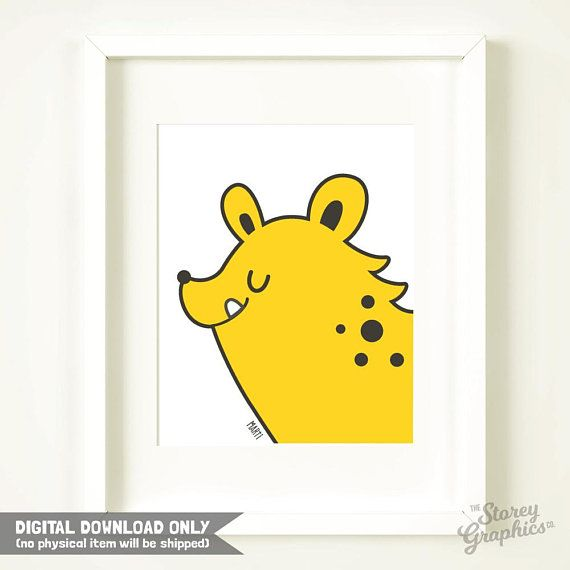 Safari Nursery Art - Nursery Printables - Safari Printables - Animal ...