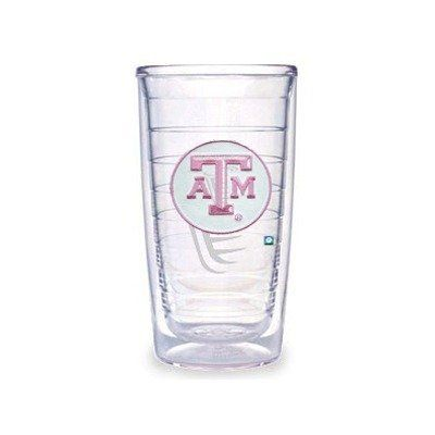 Tervis 16 Ounce Texas A And M Tumbler Pink Set Of 2 By 19 49 Microwave Dishwasher Safe Tumblers