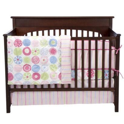 Geo Print Nursery from Target | Crib bedding girl, Crib ...
