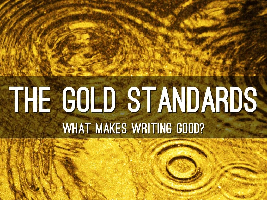 "In Margot Lester's ""The Gold Standards: Traits Of Good Writing"" Haiku Deck, you'll find her secrets to good #writing."