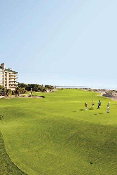 Hit the links at one of Wild Dunes Golf Resort's Tom Fazio-designed courses - Isle of Palms, SC