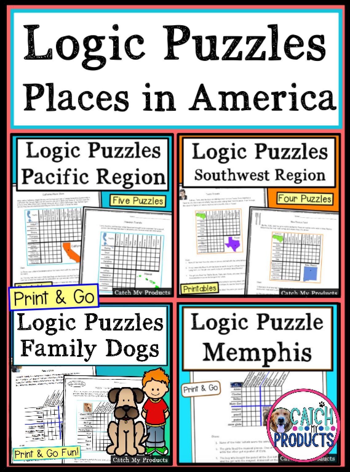 Digital Logic Puzzles