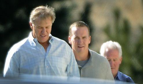 Elway, Manning & Fox
