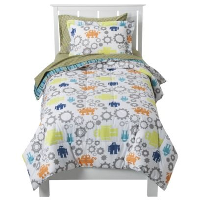 Circo Modern Robot Bed Set My toddler Levy Pinterest Bed sets