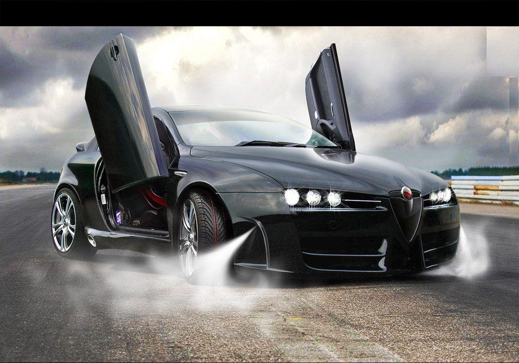 Hd Car Desktop Images Alfa Romeo Brera Alfa Romeo Alfa Romeo Cars
