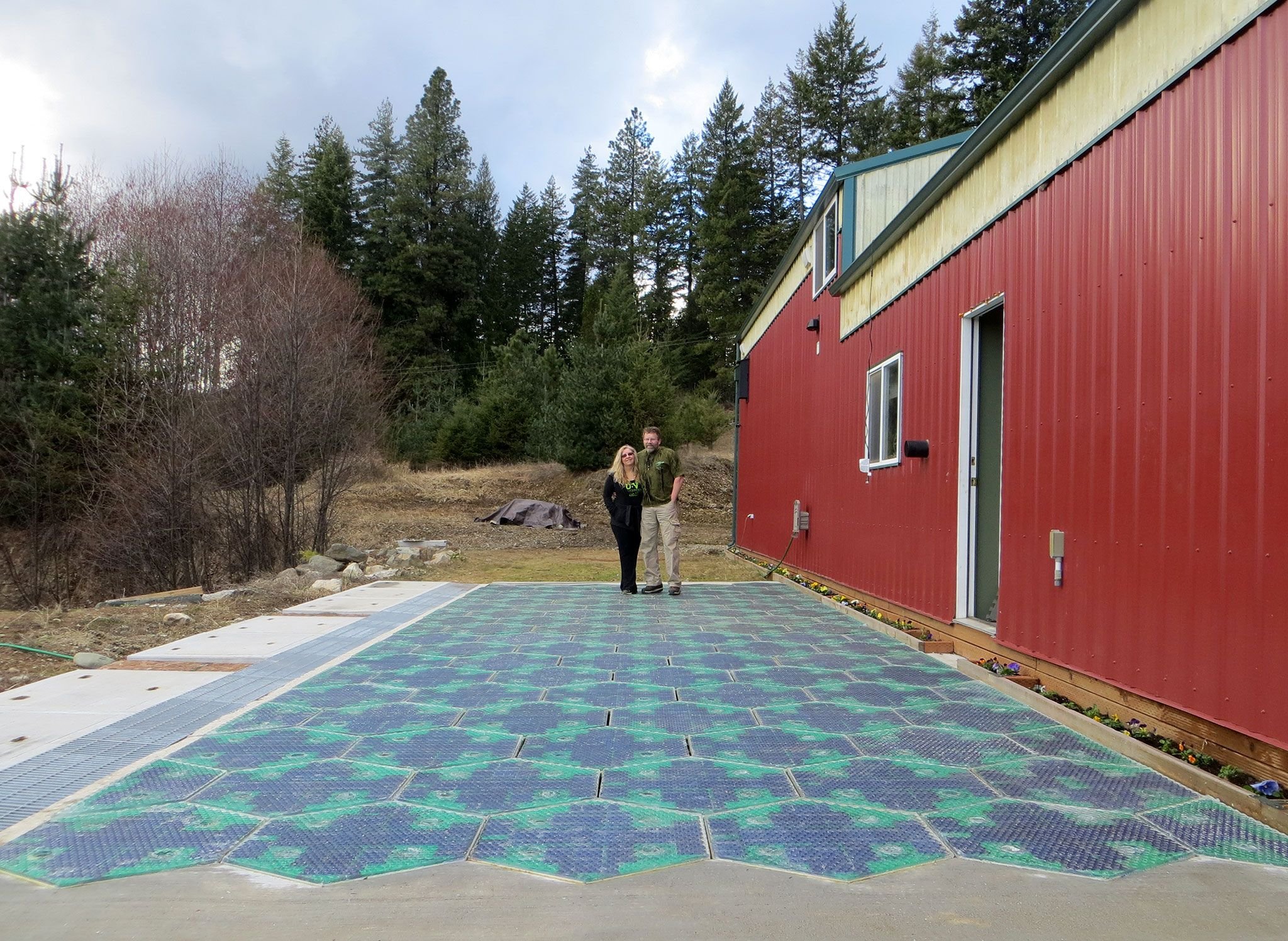 will we soon be riding on solar roads the idea gains traction